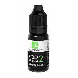 Cannaliz E-Liquide 2% CBD