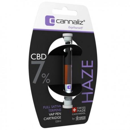 Cannaliz CBD Vape Pen ´HAZE´ 7% CBD