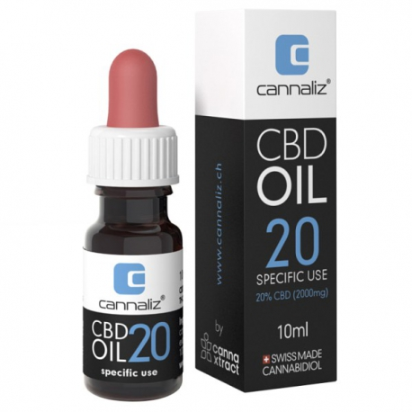Cannaliz Huile CBD 20% CBD